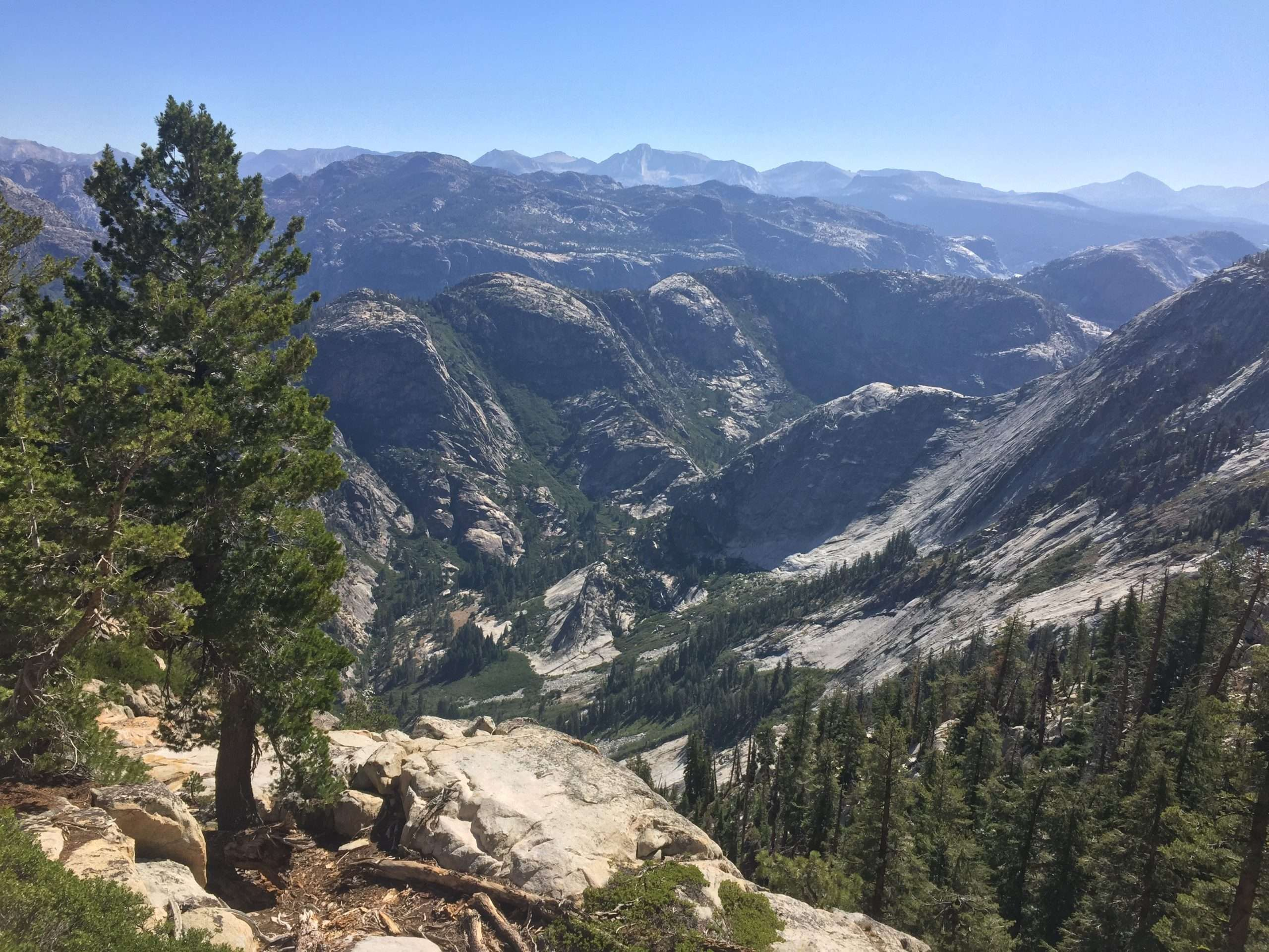 Day Two, Grand Canyon of the Tuolumne River