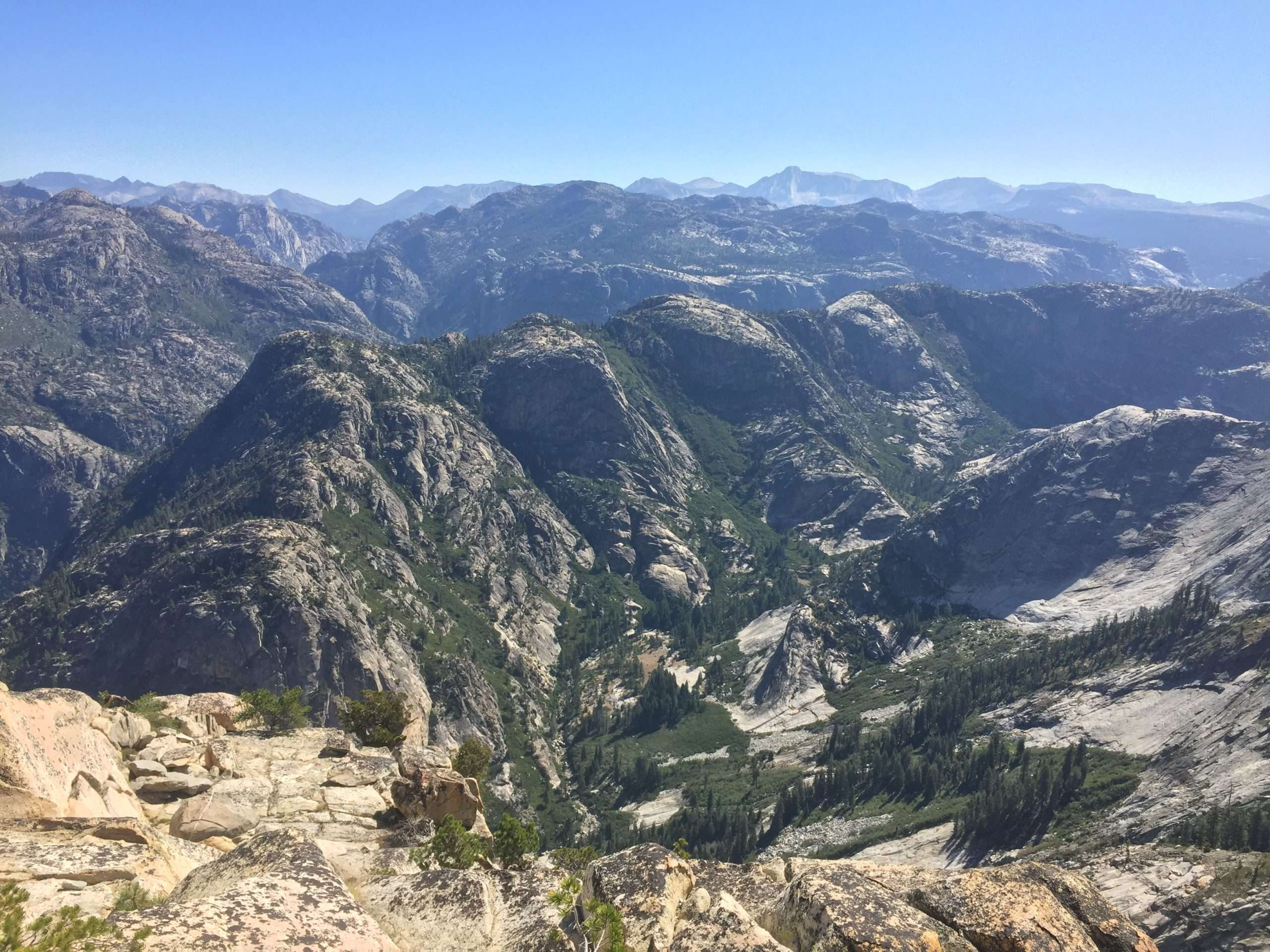 Day Four, Grand Canyon of the Tuolumne River