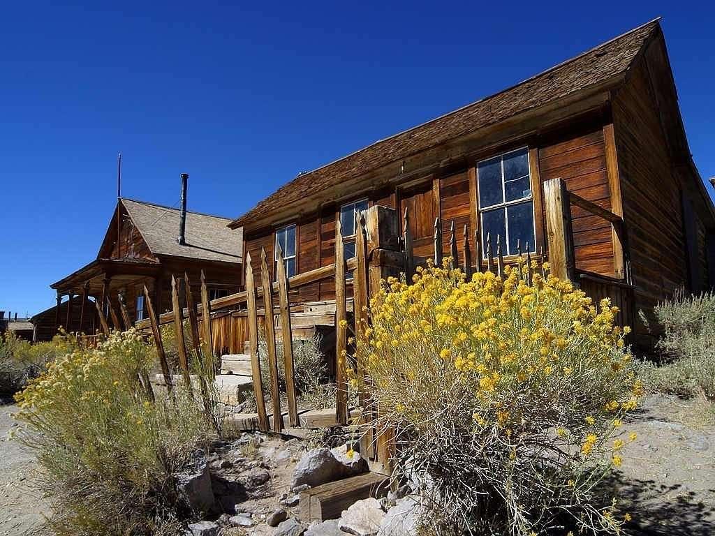 ghost town, bodie, wild west